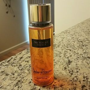 Amber Romance Victoria's Secret Fragrance Mist